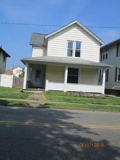 Lancaster Single Family Home For Sale: 733 N High Street