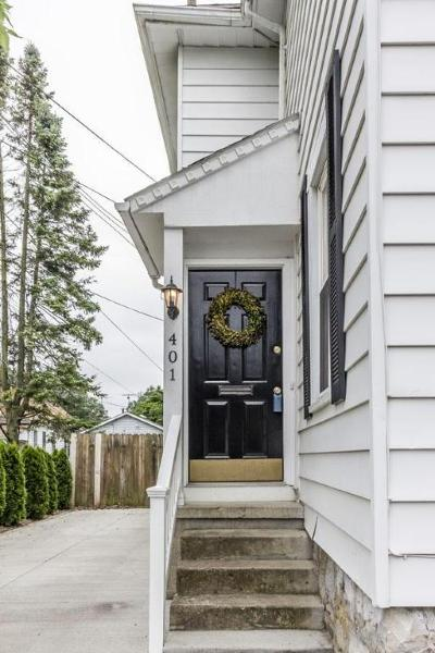 Columbus Single Family Home Contingent Finance And Inspect: 401 Zimpfer Street