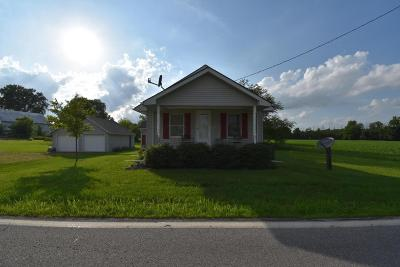 Union County Single Family Home Contingent Finance And Inspect: 20380 Oh-739