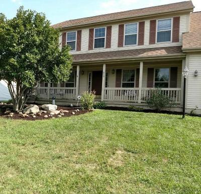 Pickerington Single Family Home For Sale: 949 Gray Drive