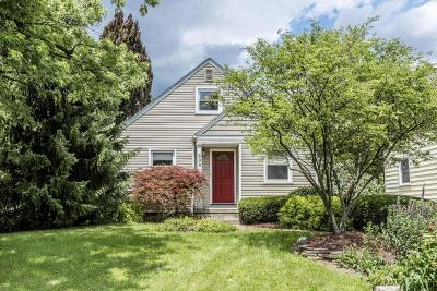 Clintonville Single Family Home Contingent Finance And Inspect: 508 Chatham Road
