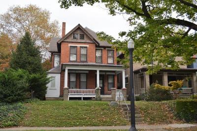 Columbus Single Family Home For Sale: 1354 Forsythe Avenue