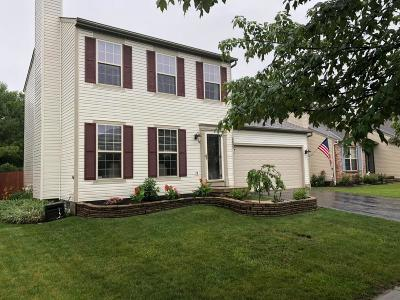 Galloway Single Family Home For Sale: 5805 Sharets Drive