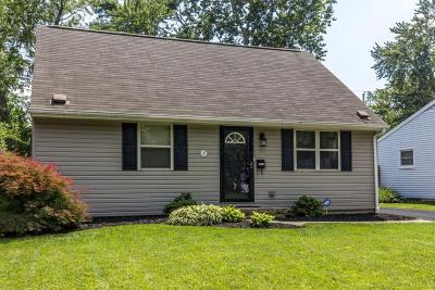 Columbus Single Family Home For Sale: 2201 Cranford Road