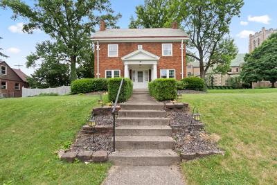 Clintonville Single Family Home Contingent Finance And Inspect: 32 E North Broadway Street