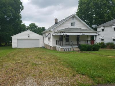 Lancaster Single Family Home Contingent Finance And Inspect: 931 Reese Avenue Avenue