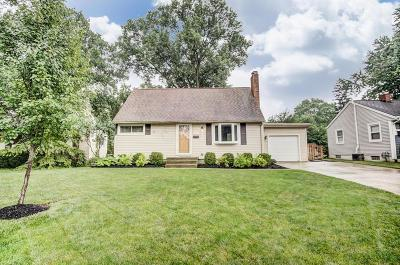 Columbus Single Family Home Contingent Finance And Inspect: 2167 Edgevale Road