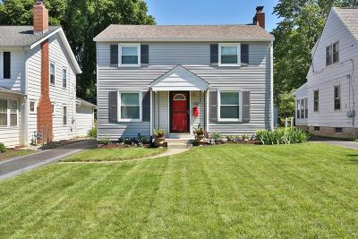 Clintonville Single Family Home Contingent Finance And Inspect: 198 E Dominion Boulevard