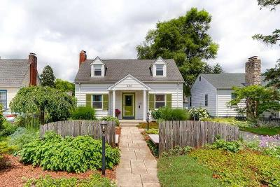 Columbus Single Family Home For Sale: 580 Richards Road
