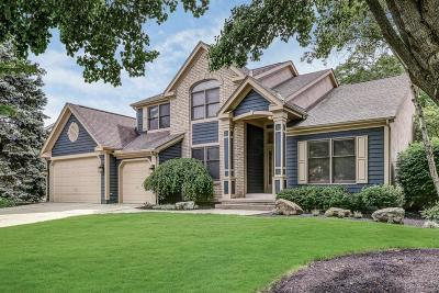 Dublin Single Family Home For Sale: 7599 Forest Knoll Drive