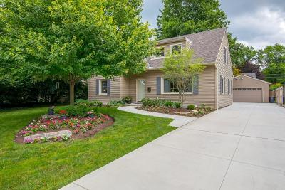 Upper Arlington Single Family Home Sold: 2728 Coventry Road