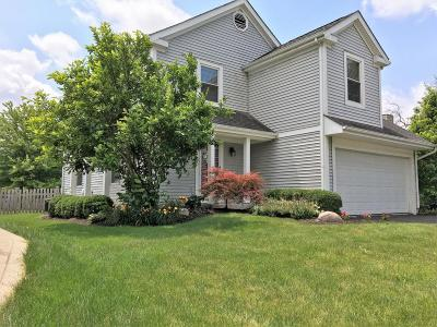 Columbus Single Family Home Contingent Finance And Inspect: 2379 Sawbury Boulevard
