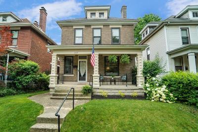 Columbus Single Family Home For Sale: 149 E Gates Street