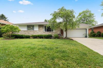 Columbus Single Family Home For Sale: 1278 Kildale Square N
