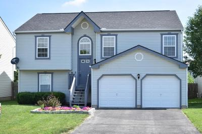 Marysville Single Family Home Contingent Finance And Inspect: 1421 Milridge Drive
