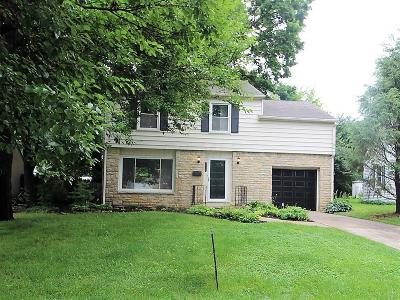 Upper Arlington Single Family Home Contingent Finance And Inspect: 2324 Swansea Road