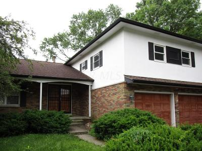 Columbus OH Single Family Home For Sale: $152,000