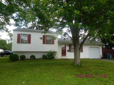 Columbus OH Single Family Home For Sale: $112,900