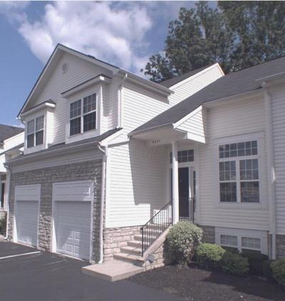 Blacklick Single Family Home For Sale: 8420 Hickory Overlook