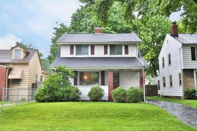 Single Family Home For Sale: 1409 Virginia Avenue