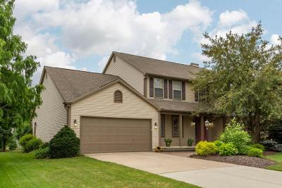 Westerville Single Family Home For Sale: 6850 Bay Forest Drive