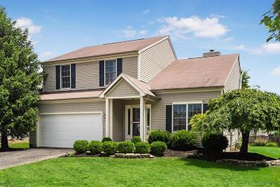 Hilliard Single Family Home For Sale: 3044 Fawn Crossing Drive