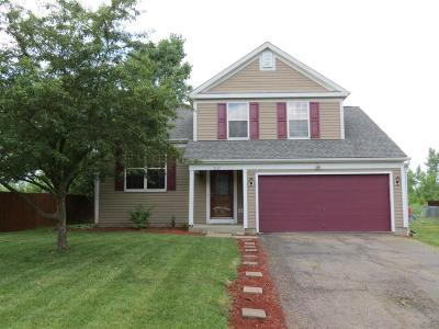 Grove City Single Family Home For Sale: 4122 Demorest Cove Court