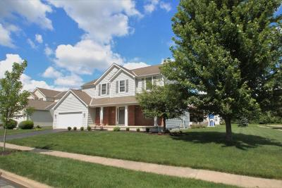 Hilliard Single Family Home Contingent Finance And Inspect: 4486 Gary Way