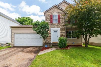Canal Winchester Single Family Home For Sale: 5914 Winshire Drive