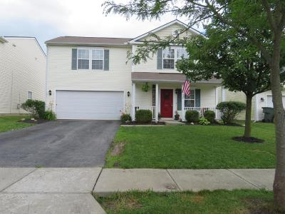 Columbus Single Family Home For Sale: 4702 Galecrest Drive
