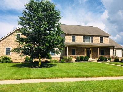 Lewis Center OH Single Family Home For Sale: $439,500