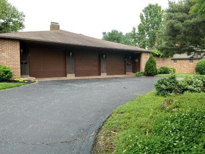 Upper Arlington Multi Family Home Contingent Finance And Inspect: 4441 Lowestone Road #43