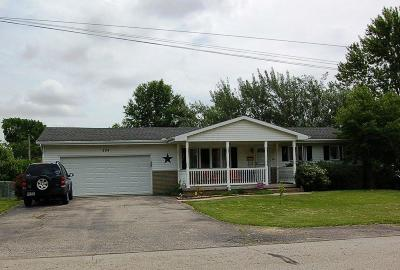 Marysville Single Family Home Contingent Finance And Inspect: 524 Mulberry Street
