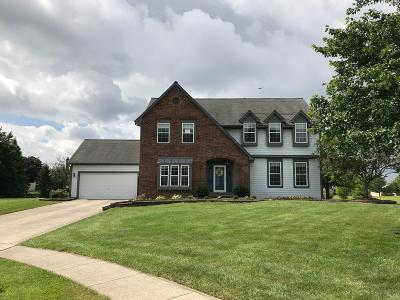 Pickerington Single Family Home For Sale: 9305 Belmont Place NW