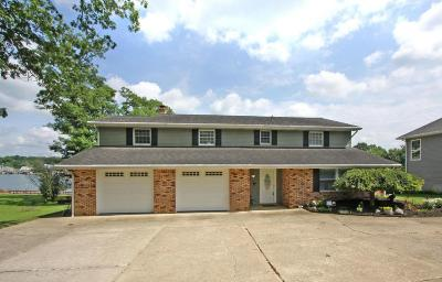 Howard Single Family Home For Sale: 360 Baldwin Drive