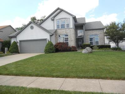 Reynoldsburg Single Family Home For Sale: 8714 Linick Drive
