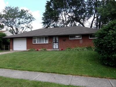 Reynoldsburg Single Family Home Contingent Finance And Inspect: 6385 Roselawn Avenue