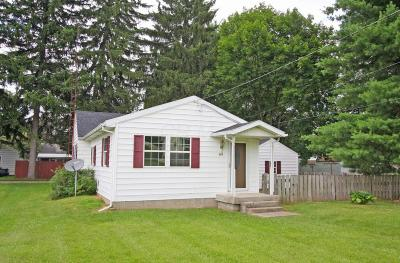 Mount Vernon OH Single Family Home Contingent Finance And Inspect: $75,000