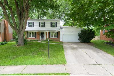 Worthington Single Family Home Contingent Finance And Inspect: 6738 Evening Street