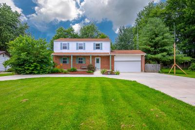 Pataskala Single Family Home For Sale: 7156 Summit Road SW