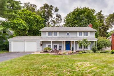 Worthington Single Family Home Contingent Finance And Inspect: 235 W Dublin Granville Road