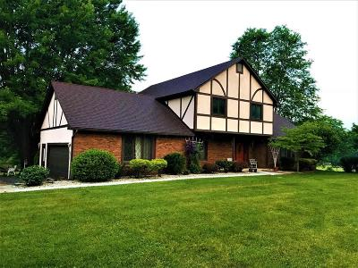 Mount Vernon OH Single Family Home For Sale: $314,777