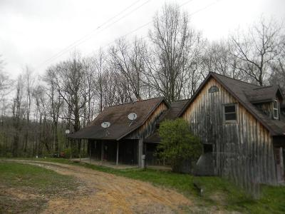 Rushville Single Family Home For Sale: 4220 County Road 62