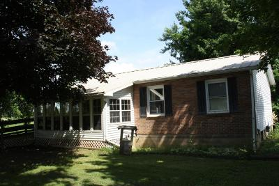 Marengo Single Family Home For Sale: 1893 County Road 219