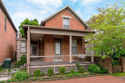 Single Family Home For Sale: 873 S 5th Street