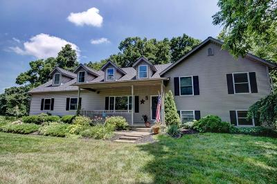 Marengo Single Family Home For Sale: 311 State Route 61