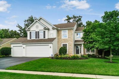 Grove City Single Family Home Contingent Finance And Inspect: 5016 Shoreside Drive