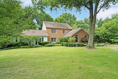 Delaware Single Family Home For Sale: 4204 S Section Line Road