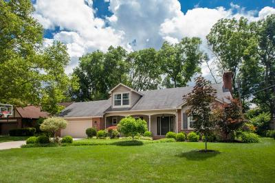 Upper Arlington Single Family Home Contingent Finance And Inspect: 2305 Pinebrook Road