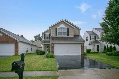 Hilliard Single Family Home Contingent Finance And Inspect: 5761 Annmary Road